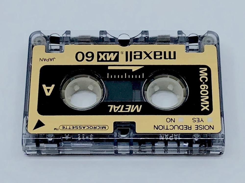 Aiwa CS-M1 Microcassette Boombox