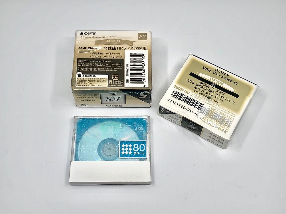 Sony ES Premium MD MiniDisc
