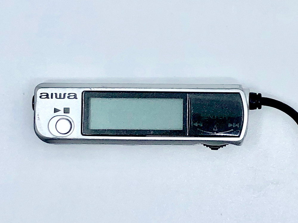 Aiwa AM-HX100 MiniDisc Player