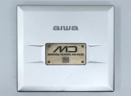 Aiwa AM-HX30 MD Player