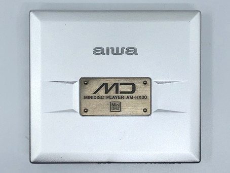 Aiwa AM-HX30 MD Player