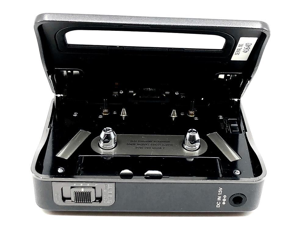 Sony Walkman WM-DD9 Portable Cassette Player