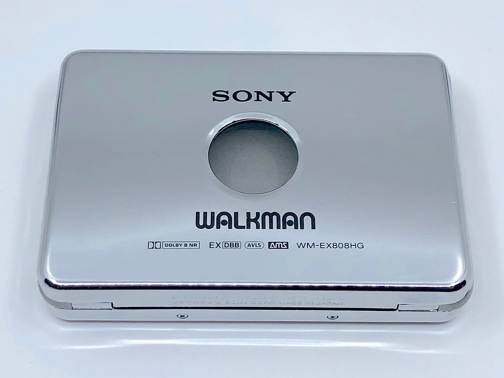 Sony Walkman WM-808HG Anniversary Edition