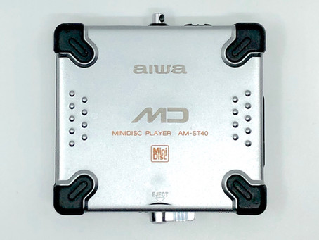 Aiwa AM-ST40 MiniDisc Player