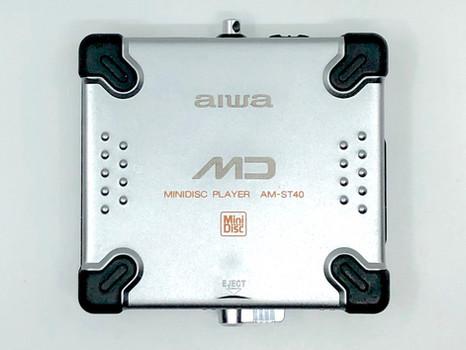 Aiwa AM-ST40 MiniDisc Player