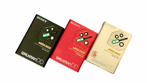Sony Walkman WM-DD30 Complete Collection