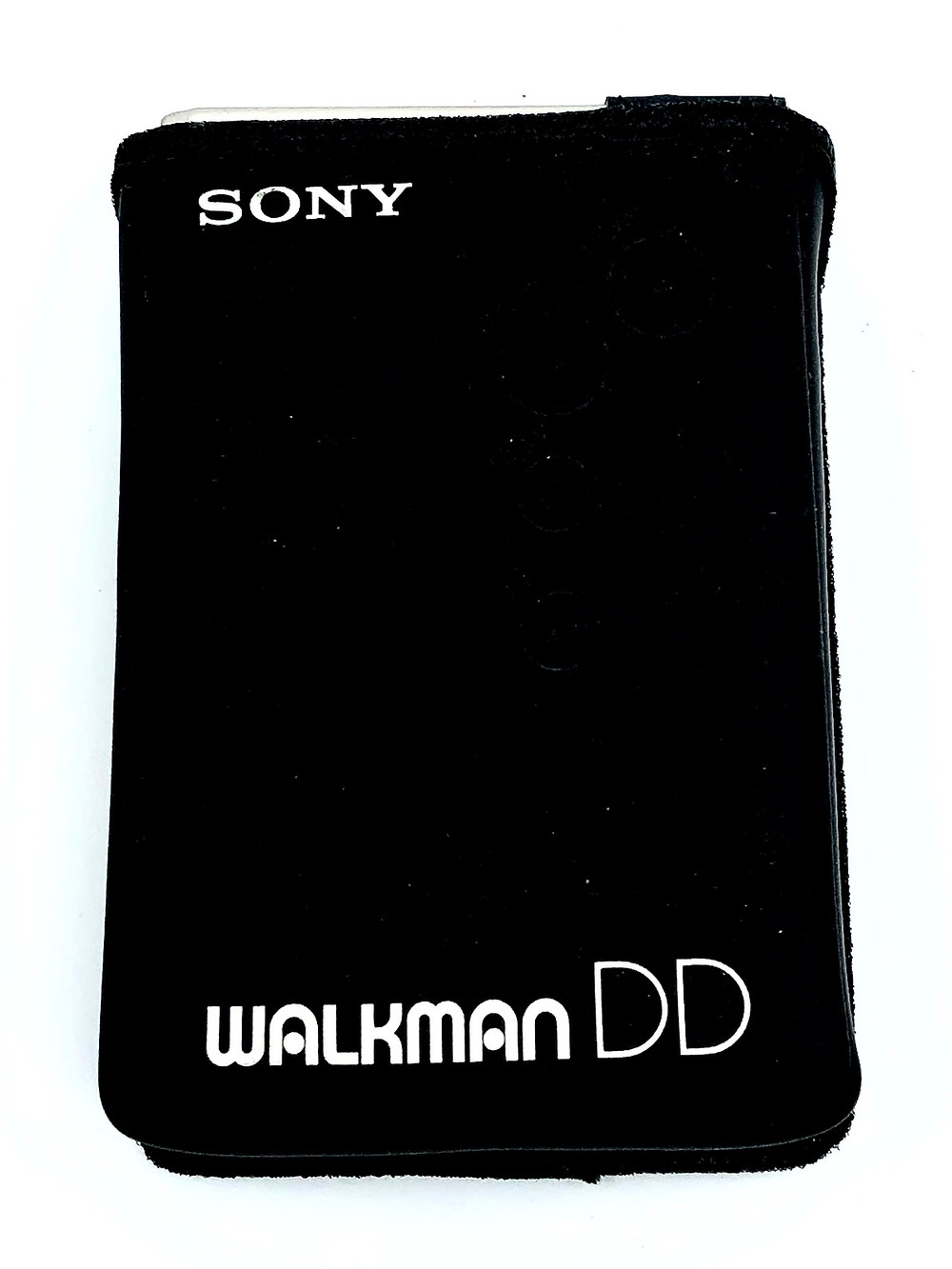 Sony Walkman DDI Champagne Portable Cassette Player