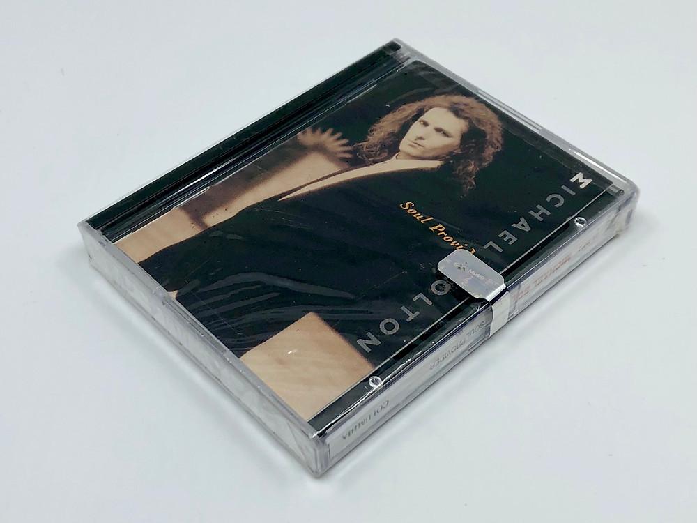 Michael Bolton Soul Provider MiniDisc Album