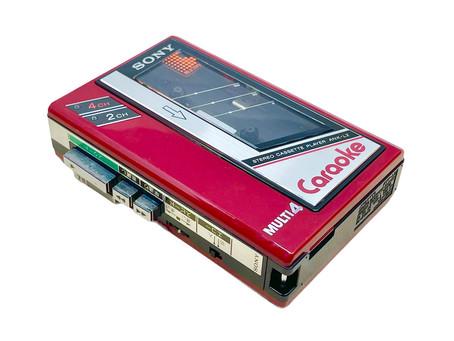 Sony ANK-L2 Caraoke Cassette Player