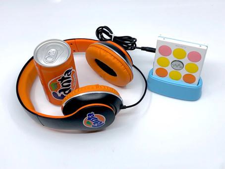 Fanta Headphone