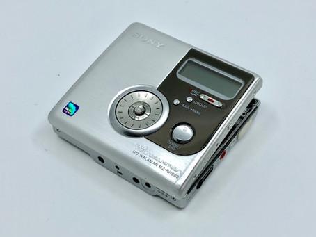 Sony MZ-NH900 Hi-MD Recorder
