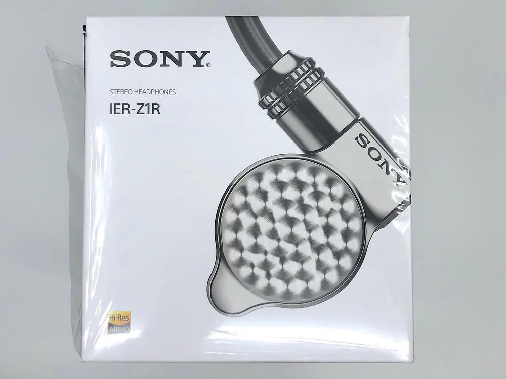 Sony IER-Z1R Signature Series Headphone