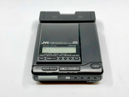JVC XL-P70 Portable CD Player