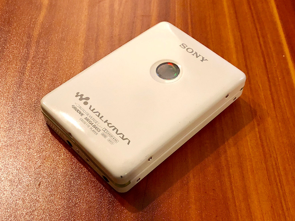 Sony Walkman WM-EX615 Portable Cassette Player
