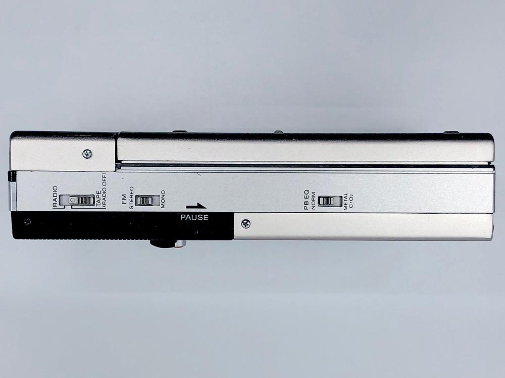 Sony Walkman WM-F2 Cassette Player