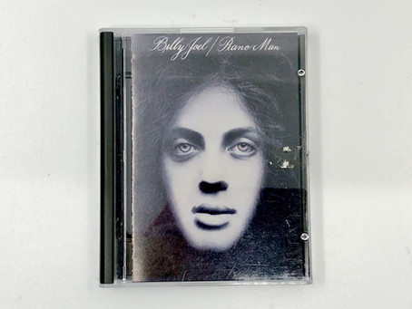 Billy Joel Piano Man MiniDisc MD Album