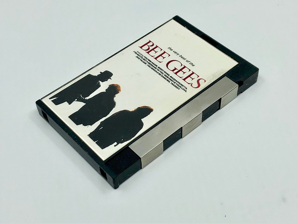 The very best of the Bee Gees DCC Digital Compact Cassette Album