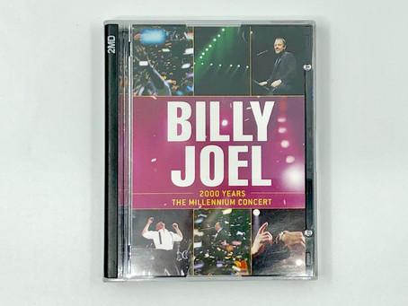 Billy Joel Year 2000 Concert MiniDisc MD Album