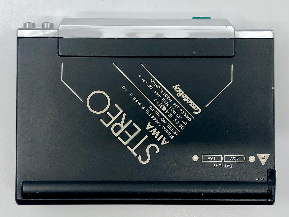 Aiwa HS-P9 CassetteBoy Cassette Player