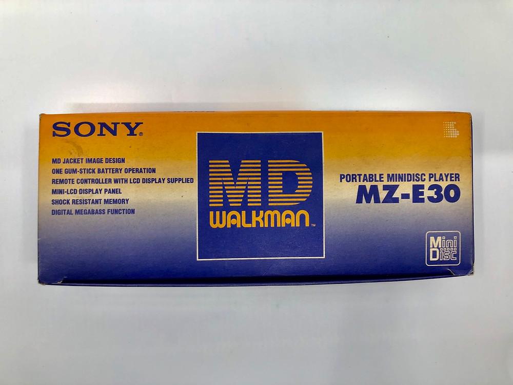 Sony MZ-E30 Mini Disc Player