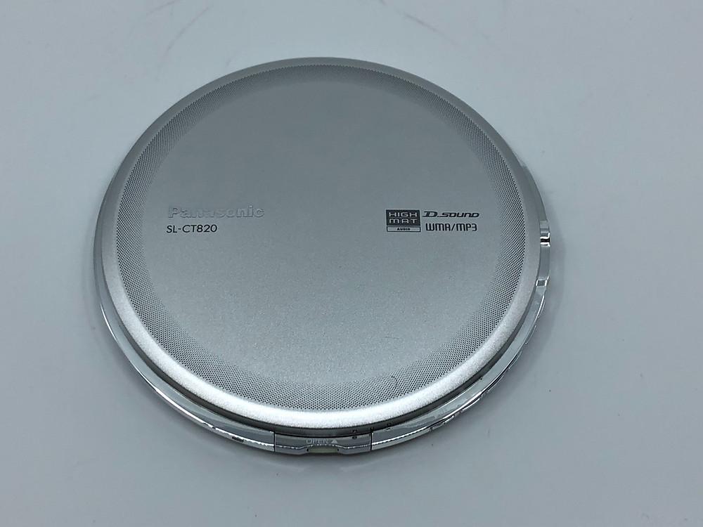 Panasonic SL-CT790 Portable CD Player