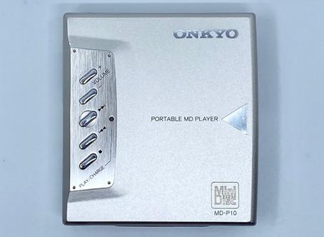 Onkyo MD-P10 MiniDisc Player