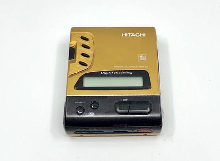 Hitachi MDR-20 MD Recorder