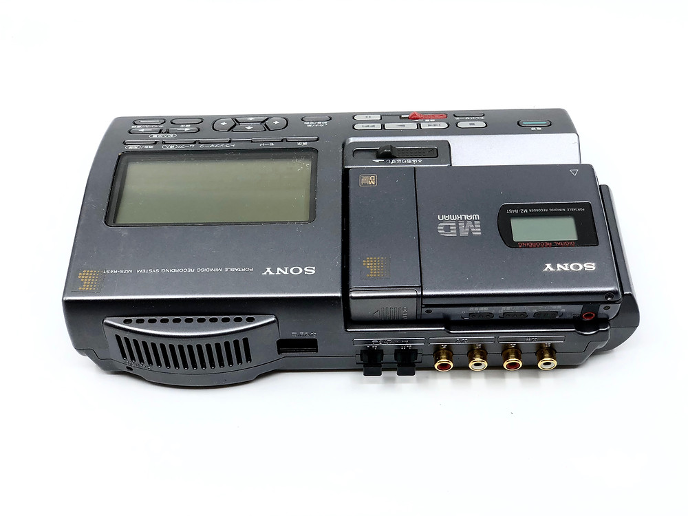 Sony MZ-R4ST MD Recorder