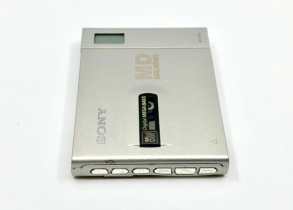 Sony MZ-E50 MD Player