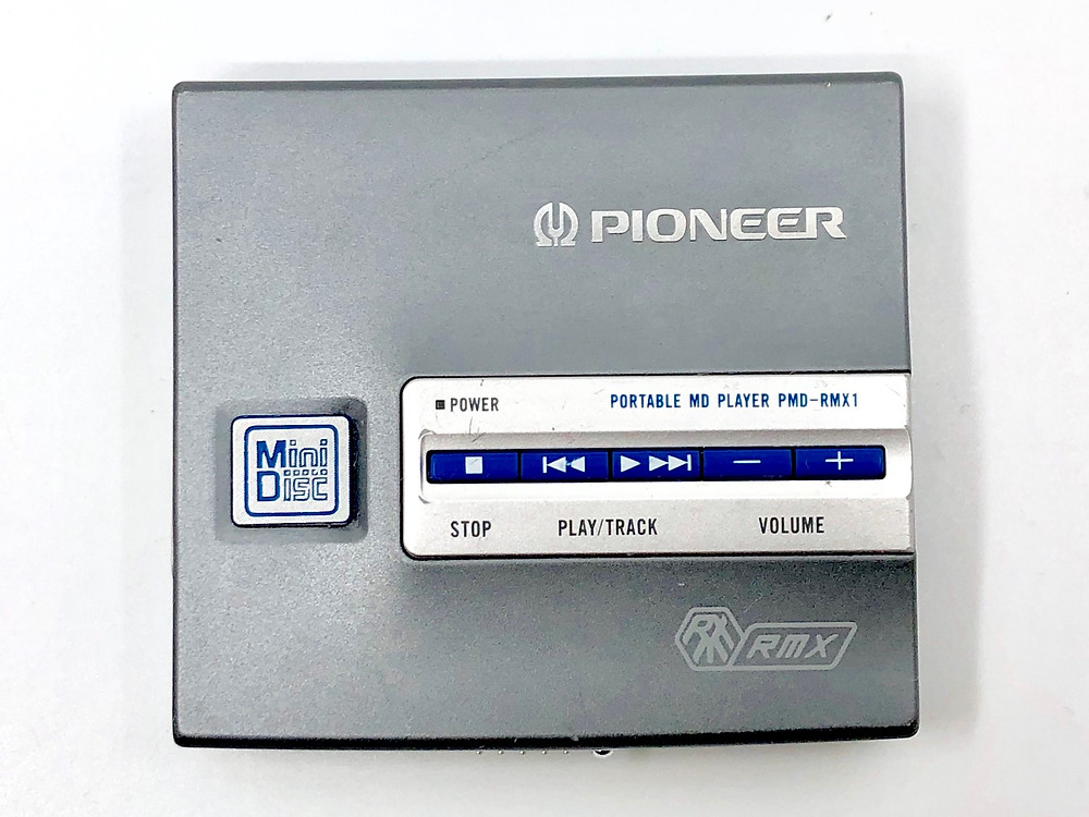 Pioneer PMD-RMX1 MD Player