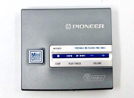 Pioneer PMD-RMX1 MD Player