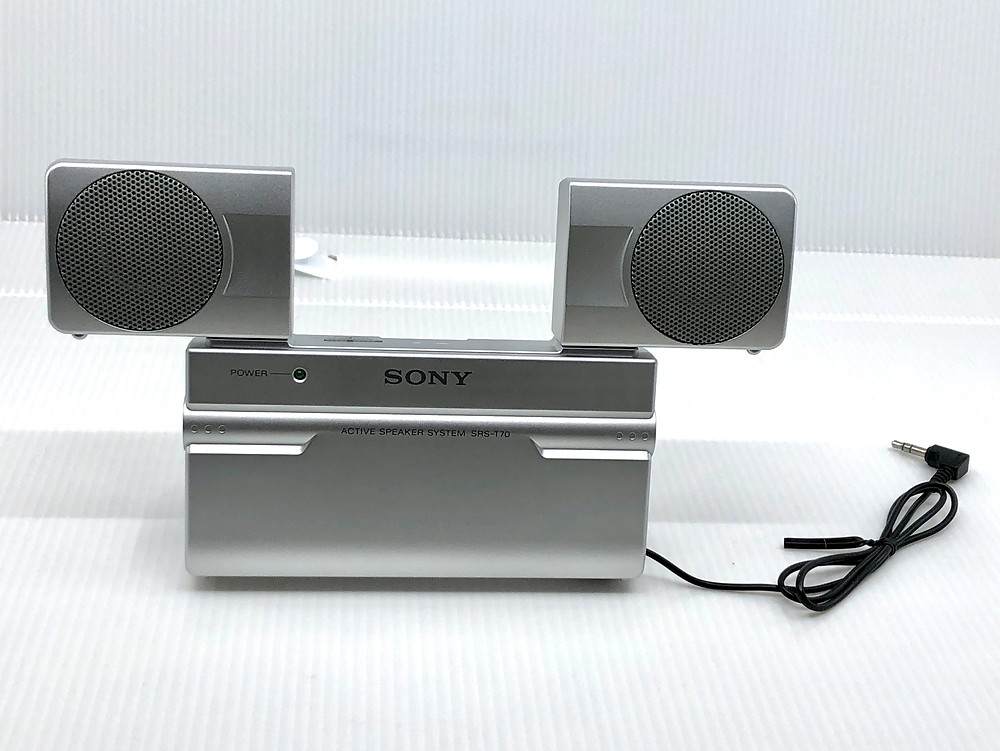 Sony Walkman Accessories SRS-T70 Portable Speaker