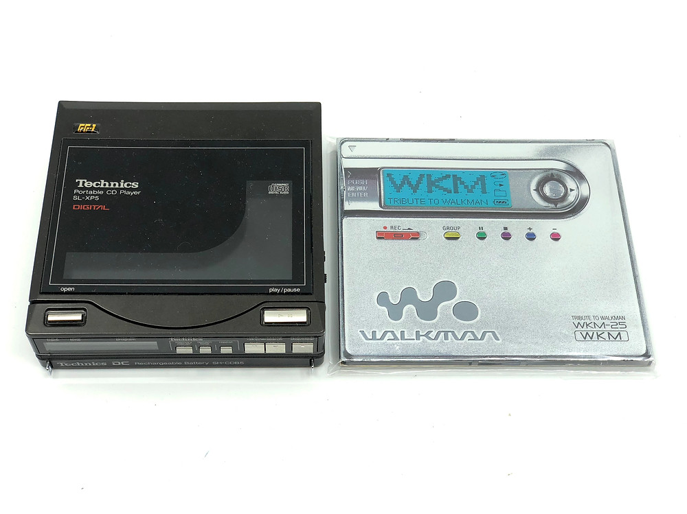 Tribute to Walkman WKM-25 Album
