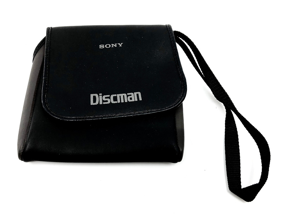 Sony Discman D303 Portable CD Player