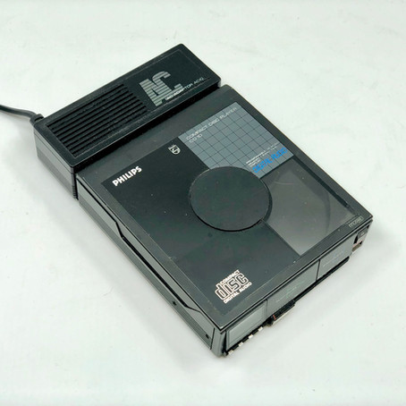 Philips CD10 CD Player