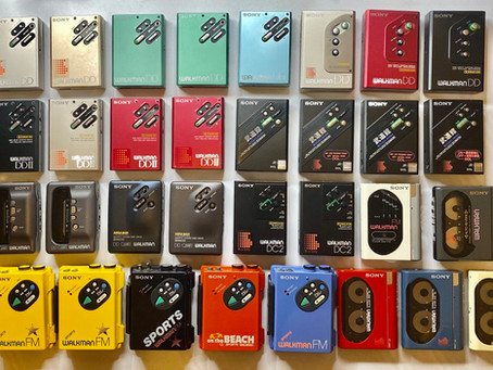 Sony Walkman DD Series and More