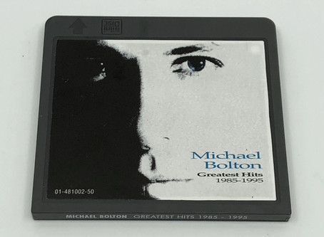 Michael Bolton - Greatest Hits 1985 - 1995 MiniDisc Album