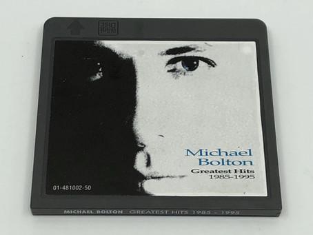 Michael Bolton - Greatest Hits 1985 - 1995 MiniDisc Album