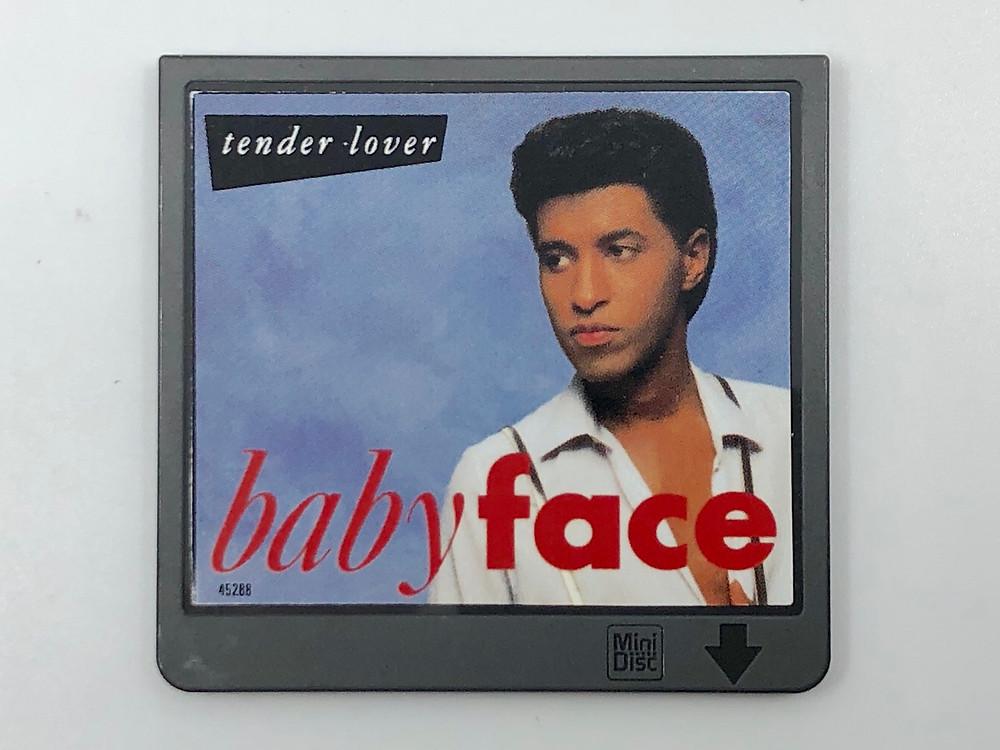 Babyface Tender Lover MiniDisc Album