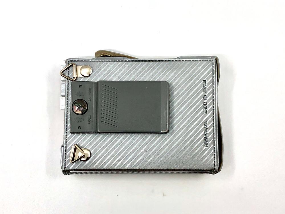 Aiwa HS-U7 Red Portable Cassette Player