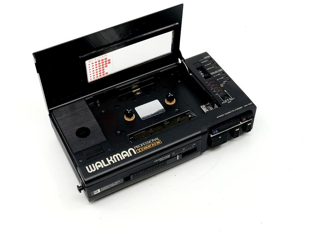 Sony WM-D6C Professional Cassette Recorder