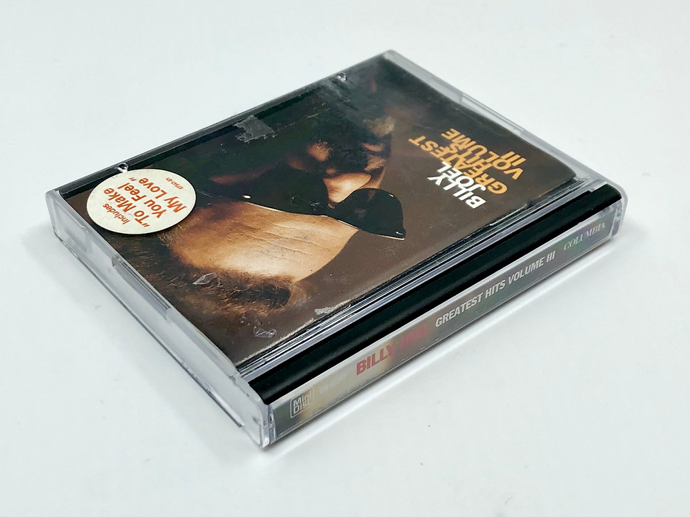 Billy Joel Greatest Hits Vol III MiniDisc MD Album