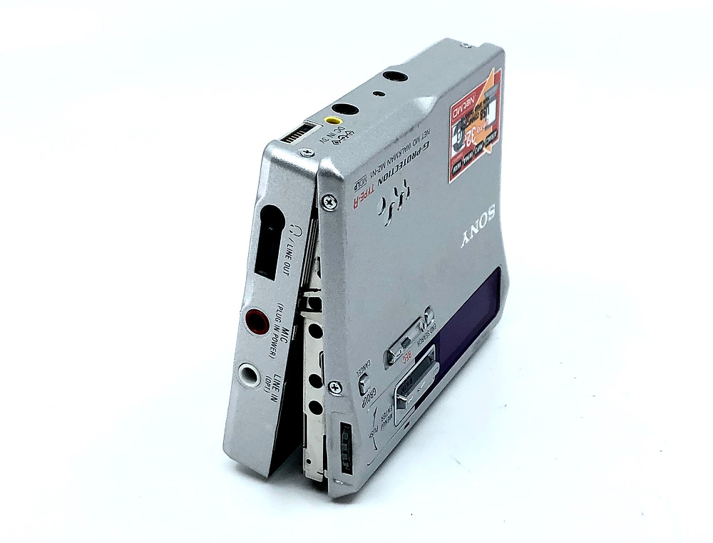 Sony MZ-N1 MD Recorder