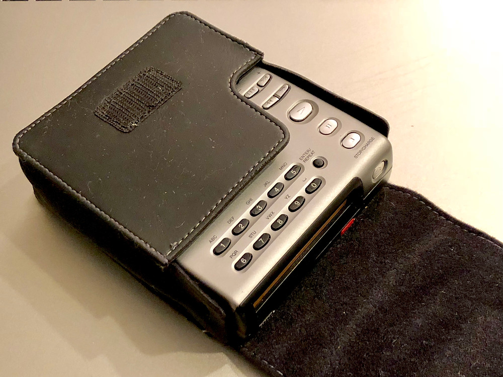 Aiwa AMD-100 MD Recorder