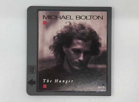 Michael Bolton The Hunger MD Album