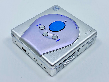 Sanyo MDG-P3 MiniDisc Player