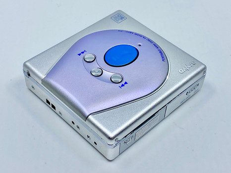 Sanyo MDG-P3 MiniDisc Player