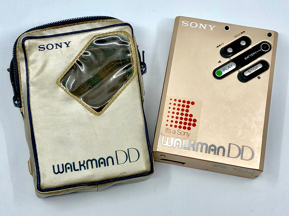 Sony Walkman WM-DD Complete Line Portable Cassette Player (All Six Colors)