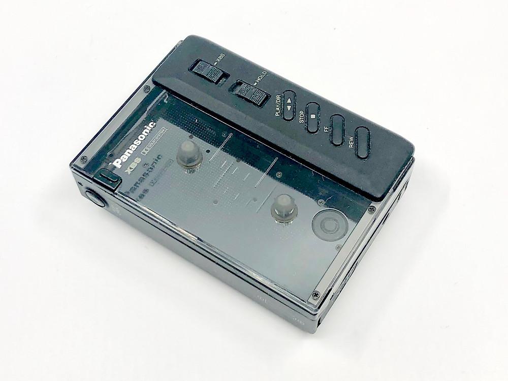 Panasonic RQ-JA180 cassette player