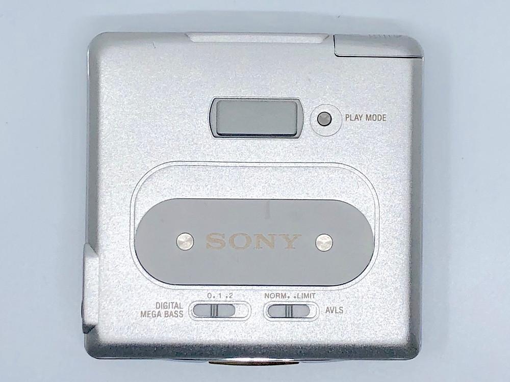 Sony Walkman MZ-E35 MiniDisc Player